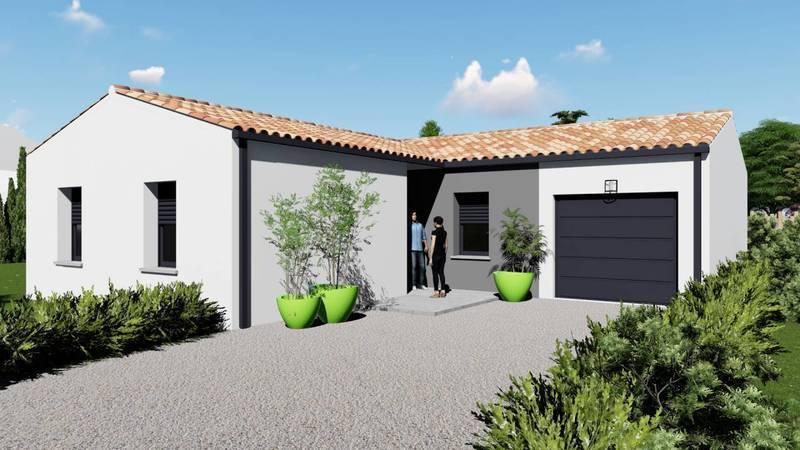 Maison, 90 m² Le No…
