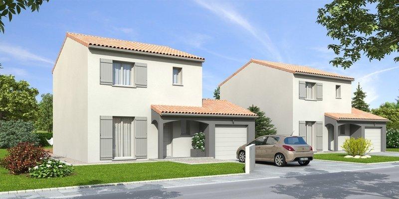 Maison, 84 m² DERNI…