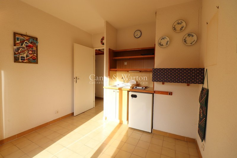Appartement, 28 m² Canat…