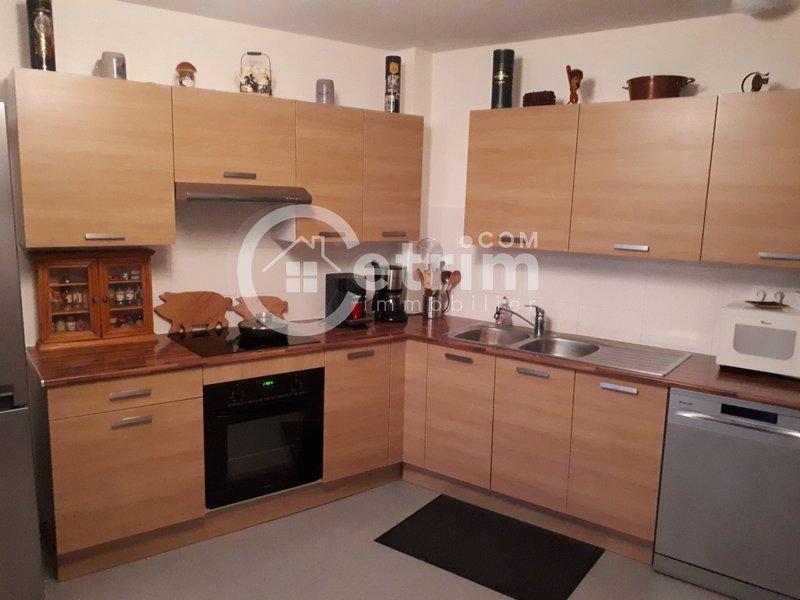 Appartement, 63,84 m² A Pon…