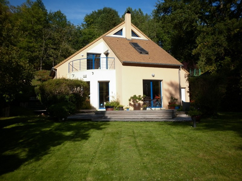 eclairage exterieur facade maison Maison, 140 m² Une mu2026