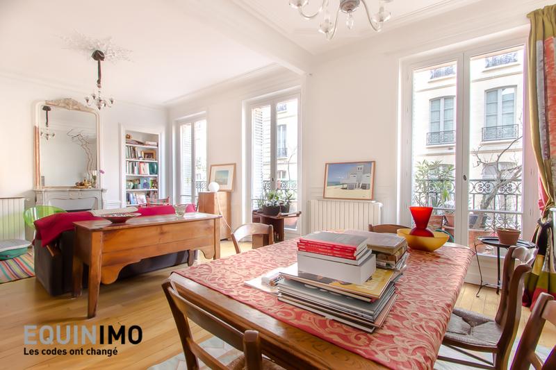Appartement, 86 m² Equin…