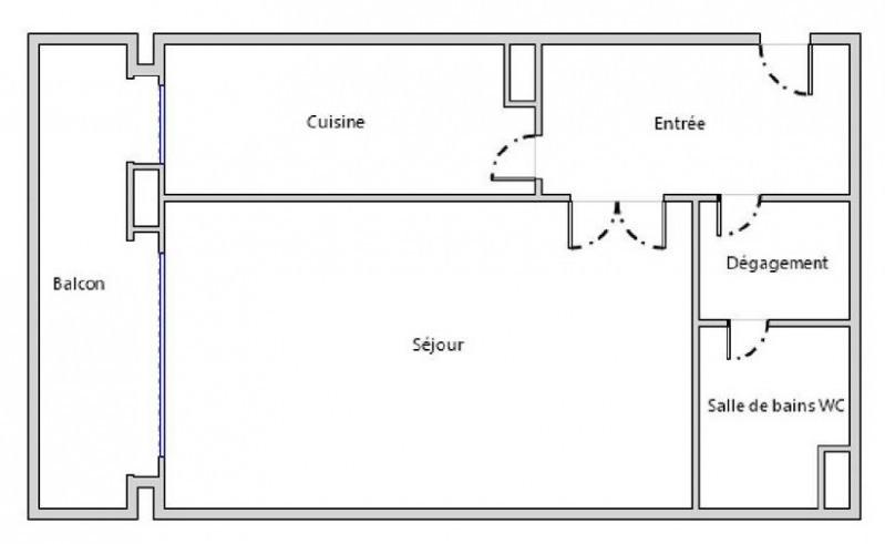 Appartement, 35 m² Dans …