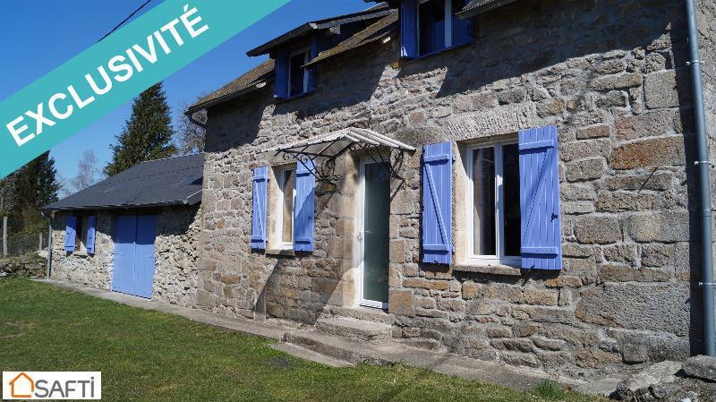 Maison, 70 m² A mi-…