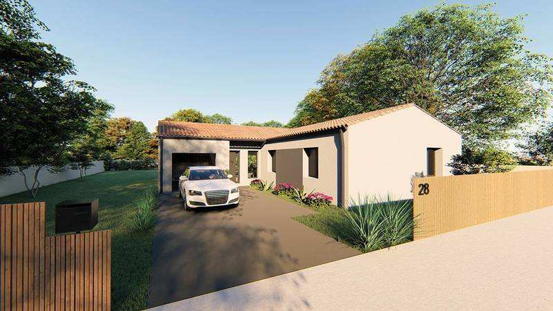 Maison, 125 m² Le No…