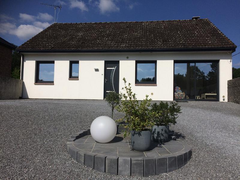 Maison, 94 m² Plain…