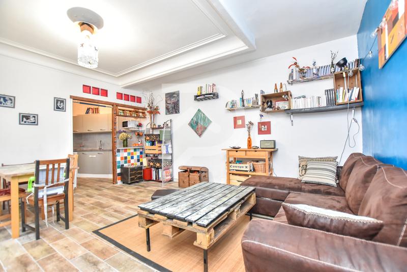 Appartement, 50 m² A pro…