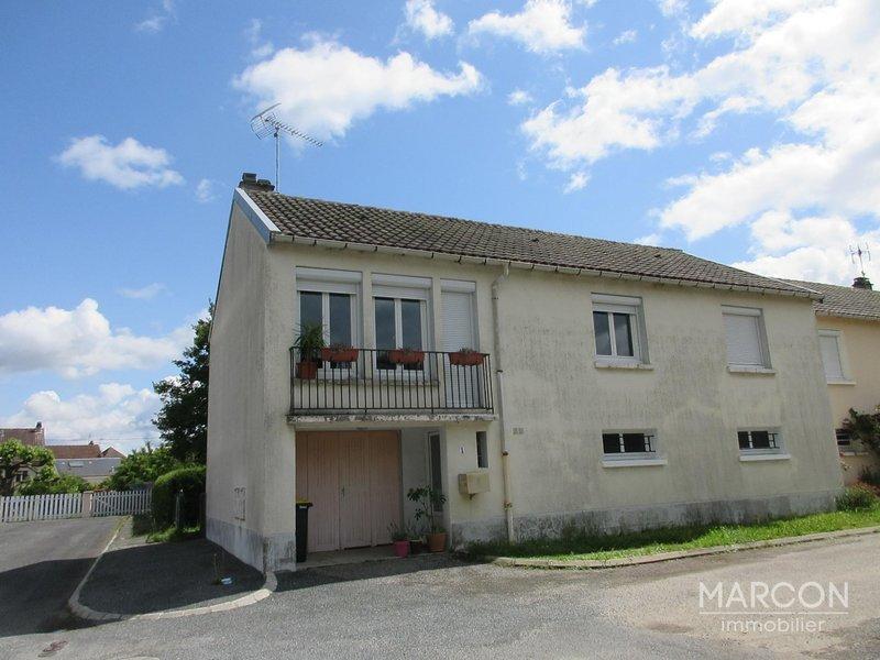 Maison, 74 m² REF 8…