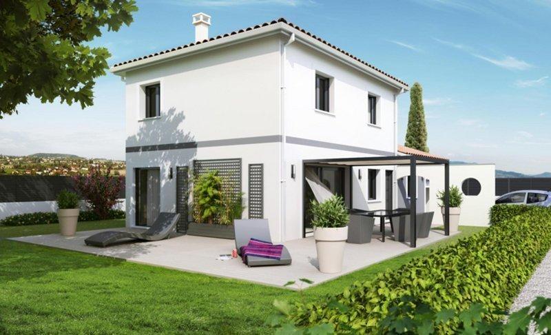 Maison, 85 m² Célia…