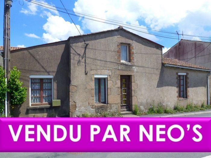 Maison, 66 m² Sous …