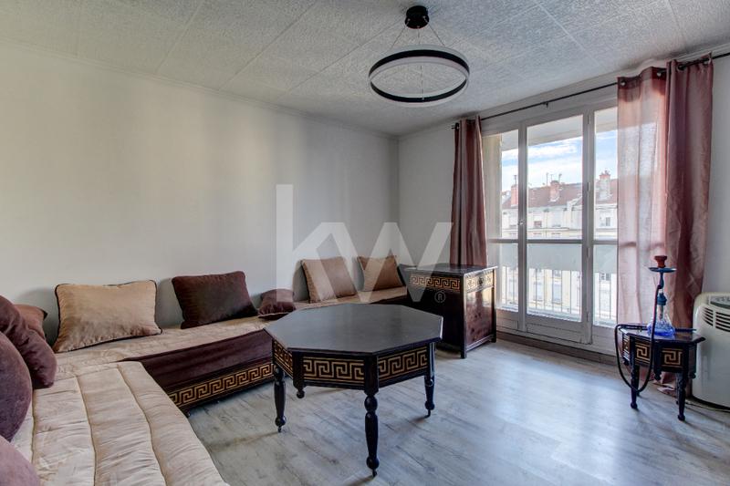 Appartement, 52,03 m² Lyon …