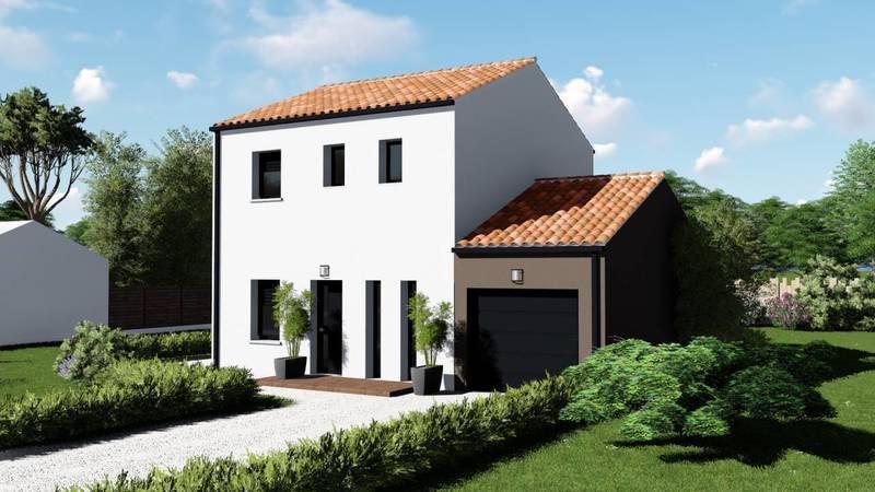 Maison, 89 m² Le No…