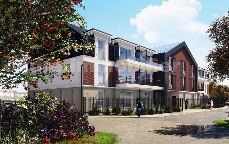 Appartement, 71,6 m² Saint…