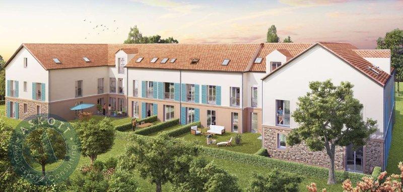 Appartement, 64,75 m² LE ME…