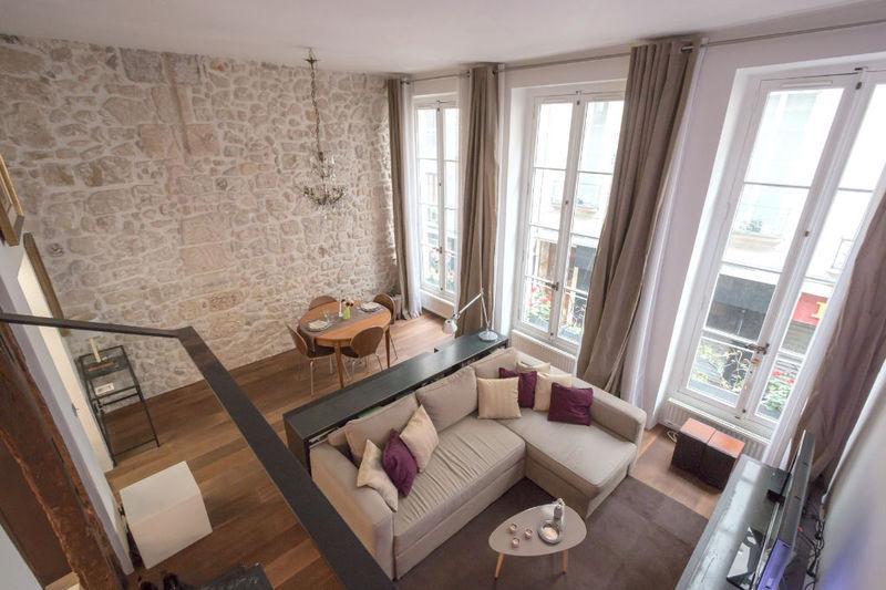 Paris Mezzanine Hauteur Plafond Immojojo