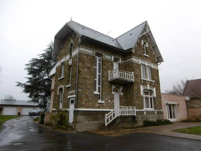 Maison Bourgeoise 1900 Jardin - Immojojo