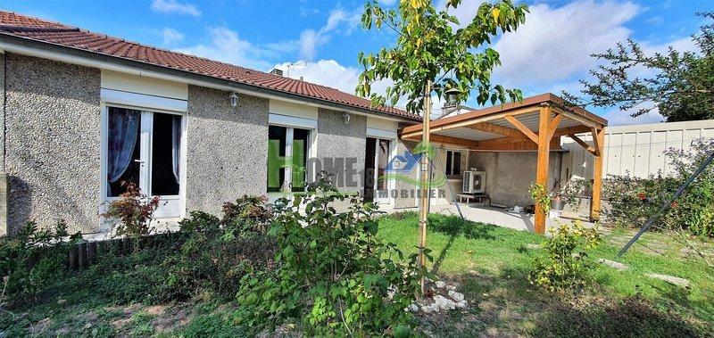 Maison, 84 m² 5 MN …