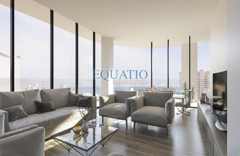 Appartement, 109 m² Résid…
