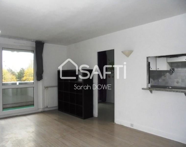 Appartement, 48 m² BOISS…