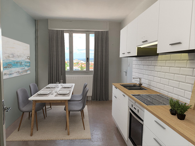 Appartement, 70 m² **BEA…
