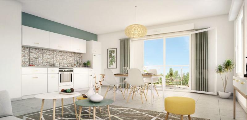 Appartement, 40 m² Saint…