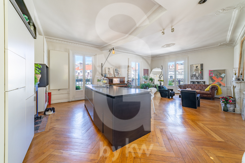 Appartement, 125,54 m² Lyon …