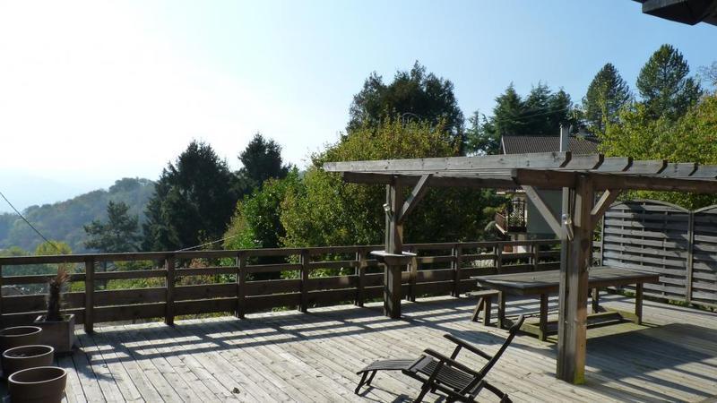 Location Rez Jardin Chambery Terrasse - Immojojo