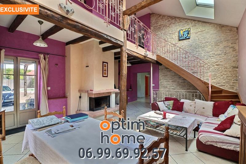 Maison, 198 m² GOURG…