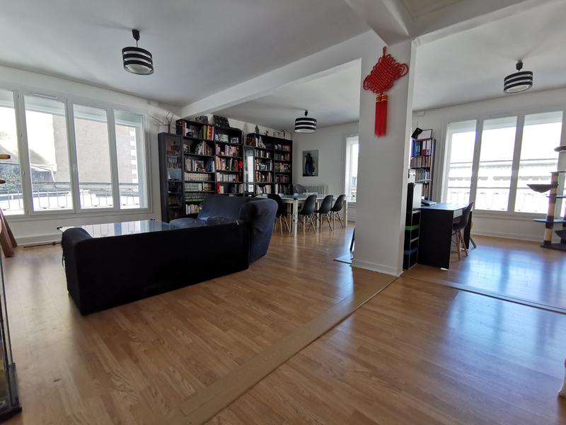 Appartement, 98 m² idéal…
