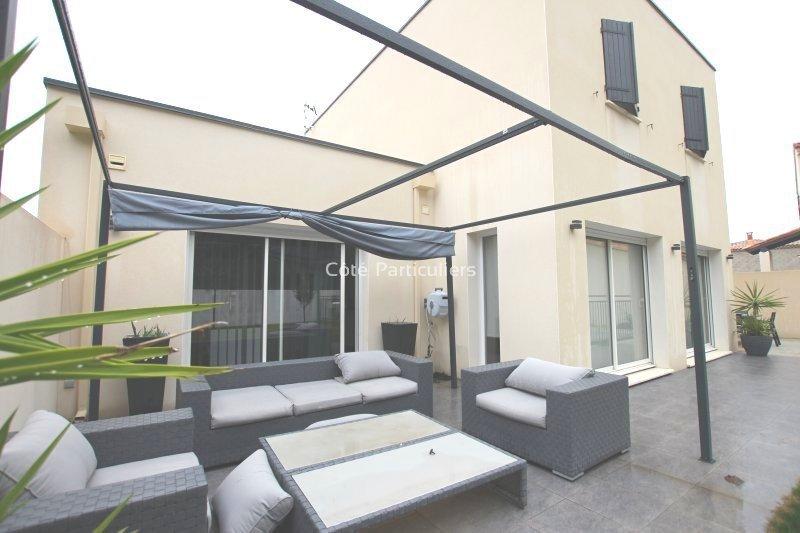Maison Contemporaine Toit Terrasse Gard - Immojojo