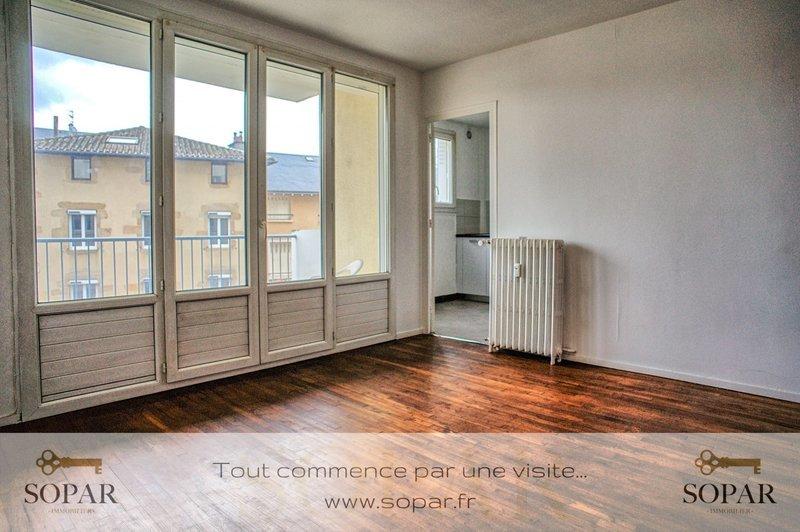 Appartement, 57,44 m² Idéal…