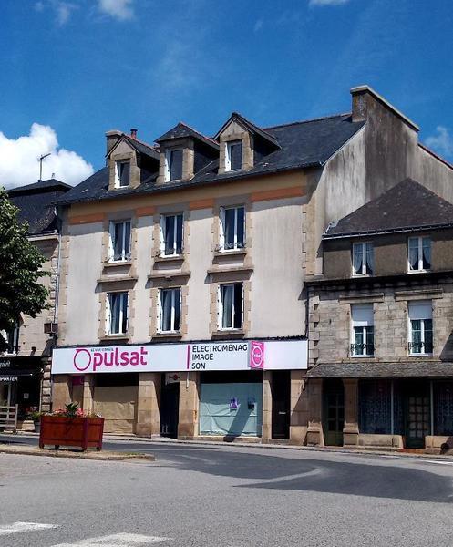 Immeuble, 730 m² Immeu…