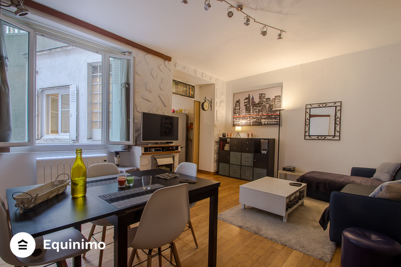 Appartement, 37 m² Equin…