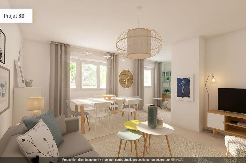 Appartement, 66 m² JOURN…
