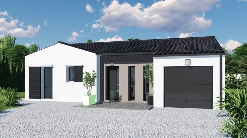 Maison, 80 m² Le No…