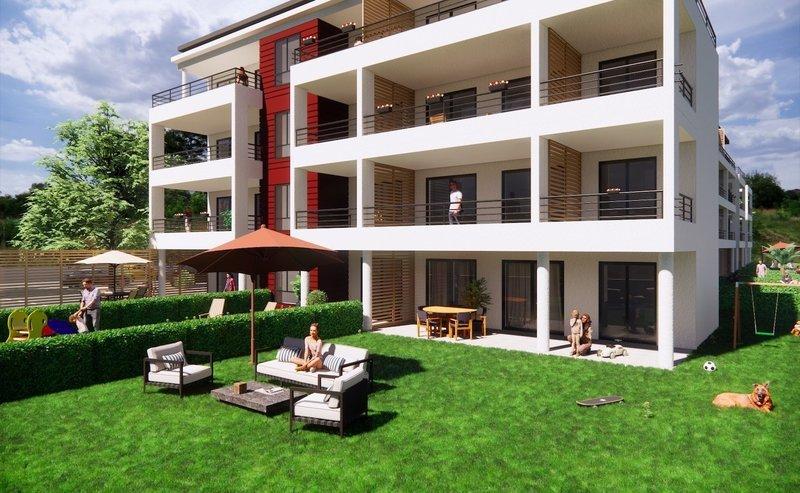Appartement, 41,38 m² À Fol…