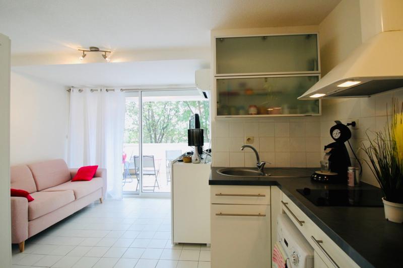 Appartement, 17 m² A pro…