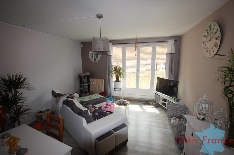 Appartement, 62,6 m² GIVET…