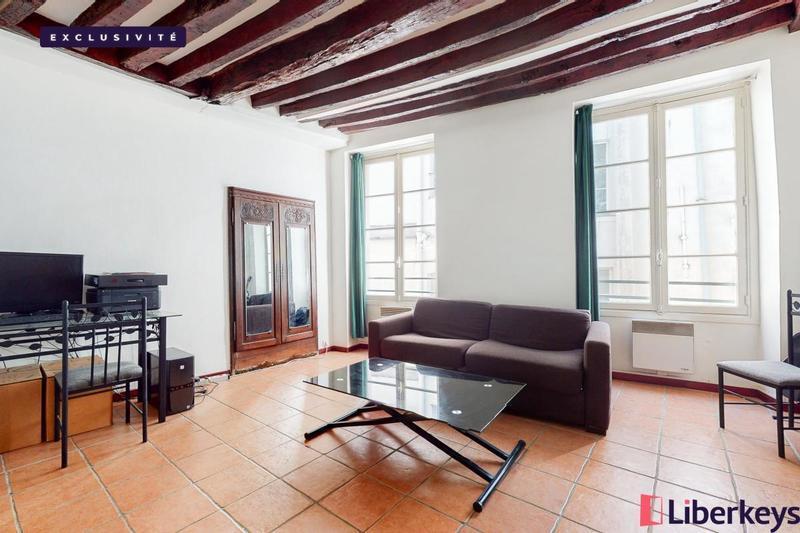 Appartement, 23 m² Seule…