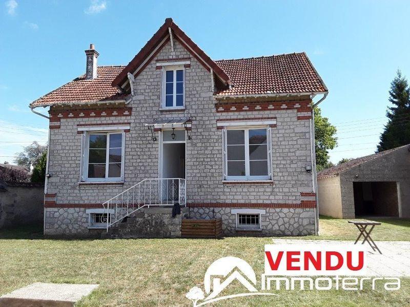 Maison, 117 m² Beauc…