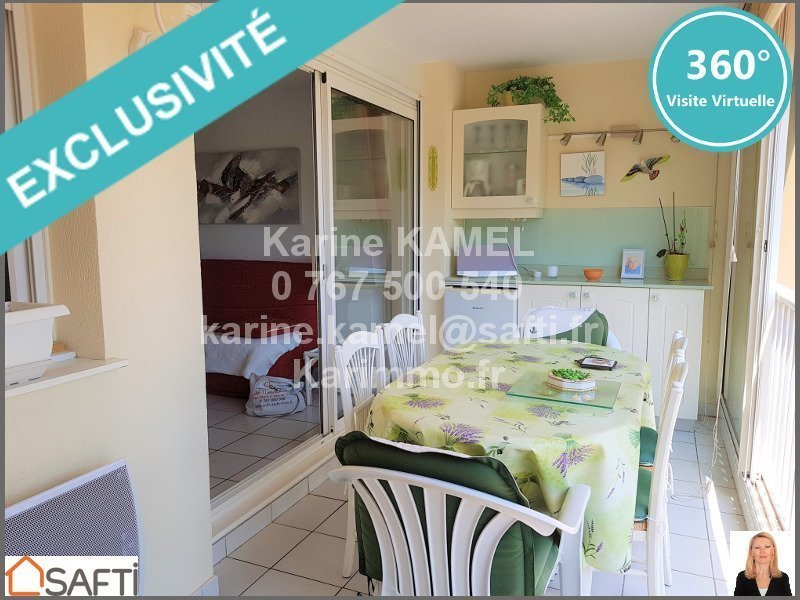 Appartement, 46 m² Quart…