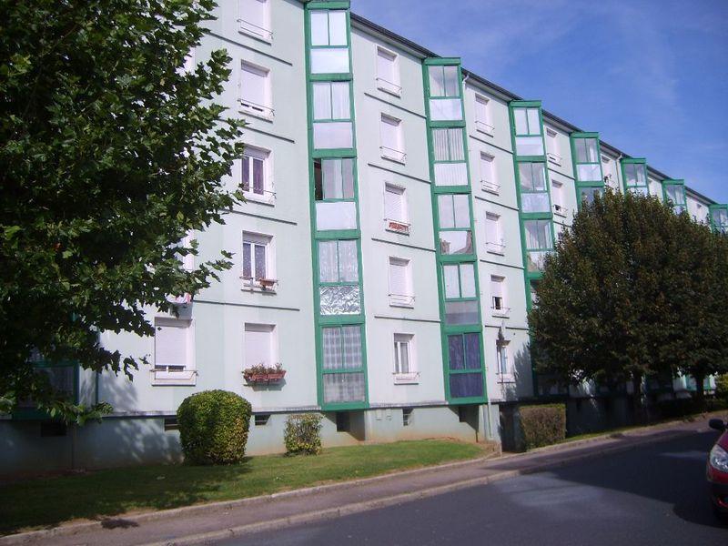 Appartement, 61 m² en lo…