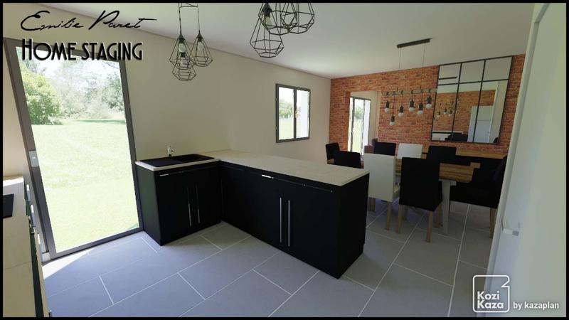 Maison, 80 m² Cette…