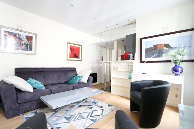 Appartement, 33 m² Rue d…
