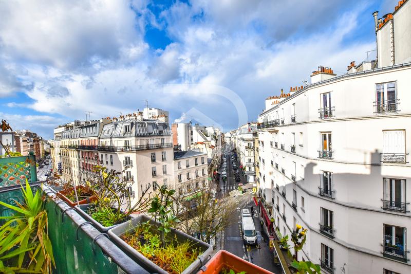 Appartement, 87 m² PARIS…