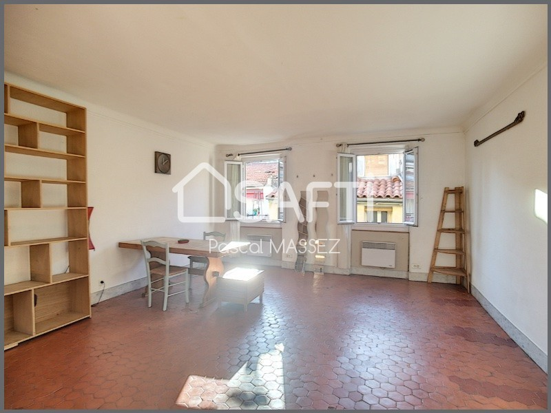 Appartement, 60 m² VIEUX…