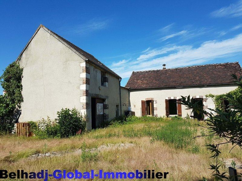 Maison, 32 m² Monsi…