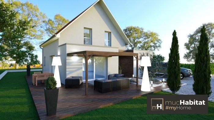 Maison, 100 m² A 5 m…