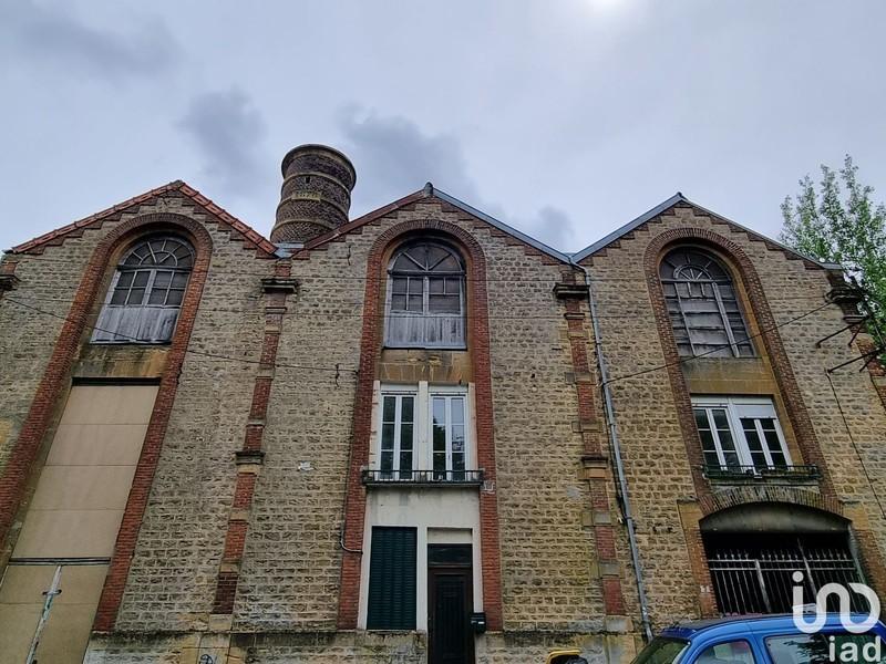 Immeuble, 400 m² iad F…