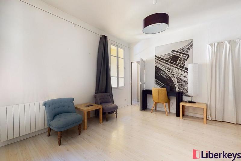 Appartement, 24 m² Appar…